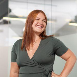 Émilie Brault - Conseillère au recrutement