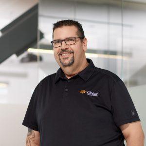Éric Poulin - Directeur sécurité & conformité