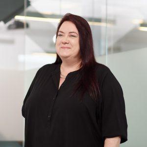 Karina Ménard - Responsable de la comptabilité et de la paie