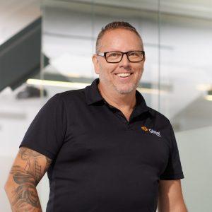 Steve Charruau - Directeur des opérations, Ontario