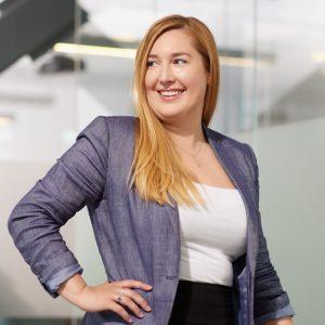 Valérie Gravel - Conseillère au recrutement